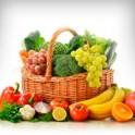 Le Panier de Fruits et Légumes